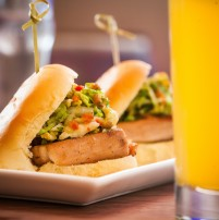 Biscayne Tavern-Pork Belly Sliders