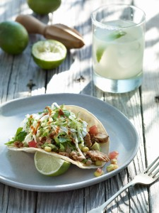 Earls Kitchen + Bar_Los Cabos Chicken taco