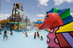 Grapeland  Water Park opens