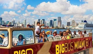 Miami bus tour discount