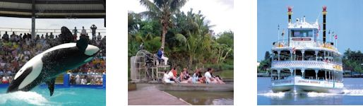 Go Card Water Attractions