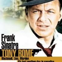 Tony Rome poster